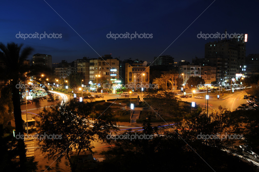Al Jazair SQ Maadi Egypt  — Stock Photo #1440176