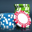 Royalty-Free Stock Photo: Gambling chip