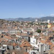 Stock Photo: Panoramof Split city
