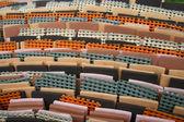 Rubber creative ecological texture — Stock Photo
