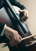 Musical instruments and performance — Stock Photo