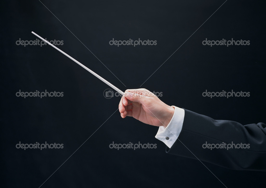 Musical instruments and performance  — Stock Photo #1474238