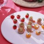 Gourmet cuisine — Stock Photo