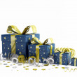 Christmas gift — Stock Photo #1453071