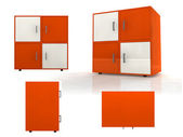 Furniture design — Stock Photo