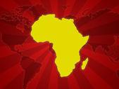 Afrika-hintergrund — Stockfoto