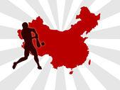 China olympic — Stock Photo