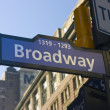Broadway - Stock Photo