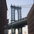 Brooklyn bridge — Stock Photo #1463414