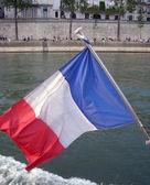 French flag — Stock Photo