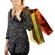 Royalty-Free Stock Photo: Shopping day