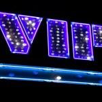 VIP-klubben — Stockfoto