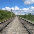 Railway — Stock Photo #1452296