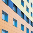 Wall of the modern building — Stock Photo #1452827