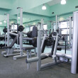 Gym equipment room - Stock Photo