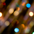 Blurry pattern of colorful lights — Stock Photo #1453447