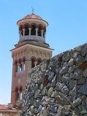 Grekland kyrka — Stockfoto