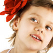 Little girl — Stock Photo #2388969