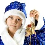 Little Santa — Stock Photo #2389088