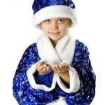 Little Santa — Stock Photo #2389091
