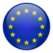 Stock Photo: EuropeUnion Button