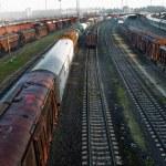 Railway 1 — Stock Photo #1491824