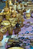 Wooden kitchenware 1 — Stock Photo
