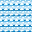 Stock Vector: Clouds
