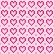 Hearts — Vector de stock #2520750