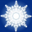 Snowflake — Stock Vector #1486113