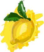 Limone — Vettoriale Stock
