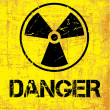 Danger backround - Imagen vectorial
