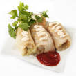 Foto Stock: Stuffed cabbage