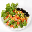 Tasty vegetables — Stockfoto