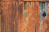 Grunge 金属带铆钉 — 图库照片