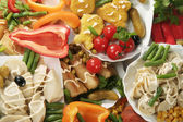 Tasty vegetables — Stock Photo