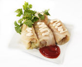 Stuffed cabbage — Foto Stock