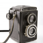 Vintage camera — Stock Photo #1483302