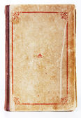 Book cover — Stock Photo