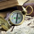 Old Compass — Foto Stock #1492595
