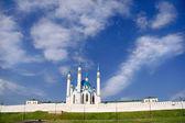 Moschee hu-scharif in der kazan — Stockfoto