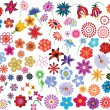 Set of flowers — Stock Vector #1466992