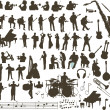 Music vector - 
