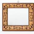 Carved frame — Stock Photo