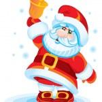 Santa klaus — Stock Vector