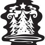 Christmas tree — Stock Vector #1491702