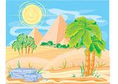 非洲 — 图库矢量图片