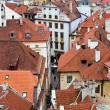 Roofs of Prague — Foto Stock