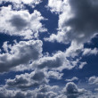 Fluffy Clouds — Stock Photo #1472549