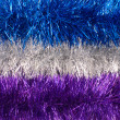 Tinsel background — Foto de stock #1473185